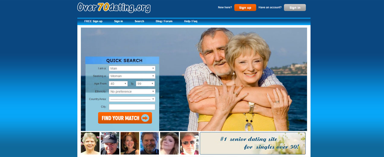 Best singles dating site for seniors over 60