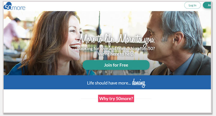 Beste dating-website 50+