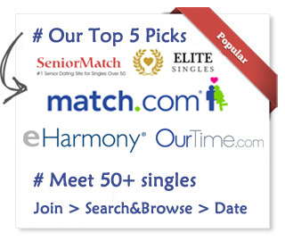 Popular dating sites for over 50